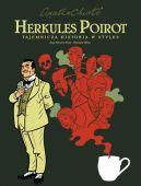 Okładka ksiązki - Herkules Poirot. Tajemnicza historia w Styles