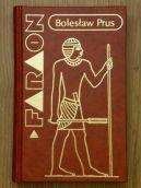 Okładka ksiązki - Faraon (t. I)