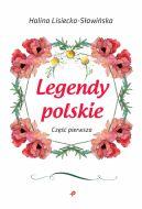 Okładka - Legendy polskie. Część pierwsza