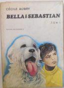 Okładka - Bella i Sebastian t. 1