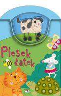Okładka ksiązki - Piesek Łatek