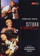 Okładka - Sztuka rebelii: rozmowy ze świętymi i grzesznikami rocka