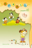 Okładka książki - Korale, czyli przygoda Jasia. Scenariusz przedstawienia dla dzieci przedszkolnych na Dzień Matki