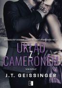 Okładka książki - Układ z Cameronem
