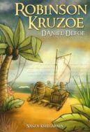 Okładka ksiązki - Robinson Kruzoe