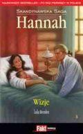 Okładka ksiązki - Hannah. Tom 3. Wizje