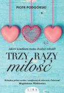 Okładka książki - Trzy razy miłość