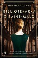 Okładka książki - Bibliotekarka z Saint-Malo