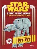 Okładka ksiązki - Star Wars. Stacje bojowe. Książka z modelem do złożenia