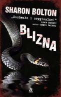 Okładka ksiązki - Blizna