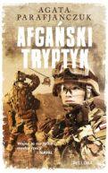 Okładka książki - Afgański tryptyk