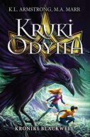 Okładka - Kruki Odyna