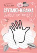 Okładka - Czytanko-miganka dla dzieci niemówiących. Część 1