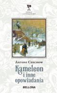 Okładka - Kameleon i inne opowiadania