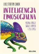 Okładka książki - Inteligencja emosocjalna