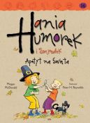 Okładka książki - Hania Humorek I Smrodek. Apetyt na święta