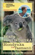 Okładka ksiązki - Blondynka na Tasmanii
