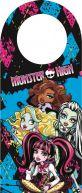 Okładka książki - Monster High. Zawieszka.
