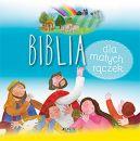 Okładka - Biblia dla małych rączek
