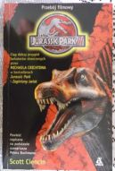 Okładka książki - Jurassic Park 3