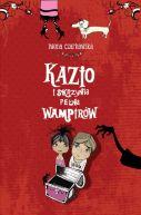 Okładka książki - Kazio i skrzynia pełna wampirów