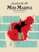 Okładka książki - Miss Marple  Trup w bibliotece