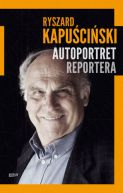 Okładka książki - Autoportret reportera