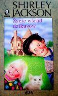 Okładka ksiązki - Życie wśród dzikusów
