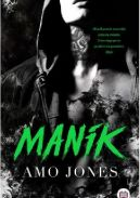 Okładka ksiązki - Manik
