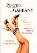 Okładka książki - Portier nosi garnitur od Gabbany