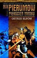 Okładka książki - Ostrze elfów
