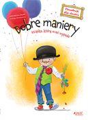 Okładka książki - Dobre maniery. Poradnik dla dzieci