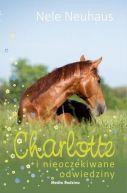 Okładka ksiązki - Charlotte i nieoczekiwane odwiedziny