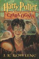 Okładka ksiązki - Harry Potter i Czara Ognia