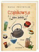 Okładka ksiązki - Czajnikowy.pl  dobra herbata