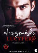 Okładka książki - Hiszpański Lucyfer