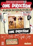 Okładka książki - One Direction. Album rozmaitości