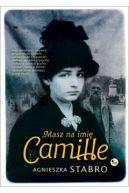 Okładka - Masz na imię Camille