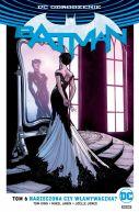 Okładka - Batman - Narzeczona czy włamywaczka, tom 6