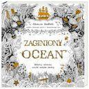 Okładka ksiązki - Zaginiony ocean. Koloruj, ozdabiaj, znajdź ukryte skarby