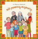 Okładka ksiązki - Mali pomocnicy misjonarzy