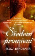Okładka książki - Siedem promieni