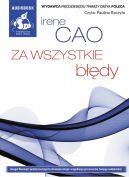 Okładka ksiązki - Za wszystkie błędy. Audiobook