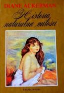 Okładka ksiązki - Historia naturalna miłości
