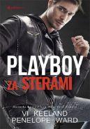 Okładka - Playboy za sterami