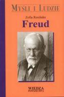 Okładka książki - Freud