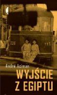 Okładka ksiązki - Wyjście z Egiptu