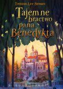 Okładka - Tajemne bractwo pana Benedykta, tom 1
