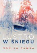Okładka - Lustro w śniegu