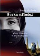 Okładka książki - Burka miłości